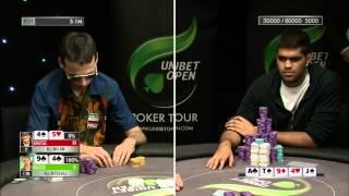 Unibet Open London 2012 - Final Table HU Highlights & Interviews
