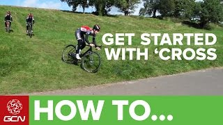 How To Ride Cyclocross - An Introduction For Road Riders | Matt Does Cyclo-Cross Ep. 1
