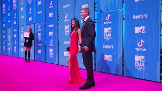 Sky and Tami - MTV EMA 2018 - Red Carpet Best Moments