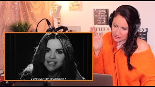 Vocal Coach Reacts - SELENA GOMEZ - Lose You To Love Me