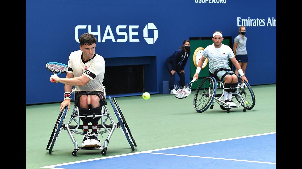 Hewett/Reid vs Houdet/Peifer | US Open 2020 Final