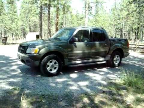 introduction to a 2001 ford explorer sport trac 4x4 youtube. Black Bedroom Furniture Sets. Home Design Ideas