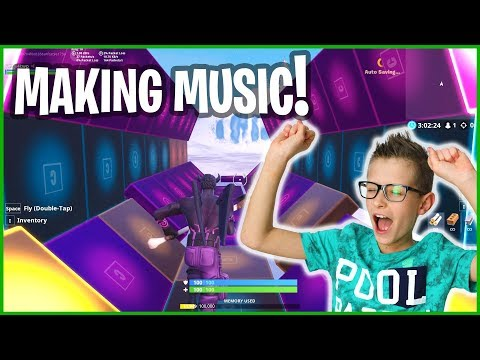 Making Musical Intro in Fortnite! Mp3
