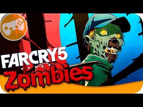 MUERTOS VIVIENTES ZOMBIES   FAR CRY 5 DLC   PERDIDO EN EL BOSQUE EpdilonGamex thumbnail