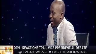 This Morning 17th December 2018 | Reactions trail Vice Presidential Debate thumbnail