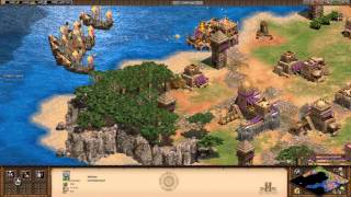 Age of Empires 2 HD: The African Kingdoms - 10 - Sundjata: The Lion's Den