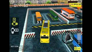 BUSMAN Parking 3D walkthrough
