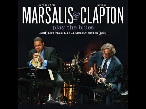 MARSALIS et CLAPTON