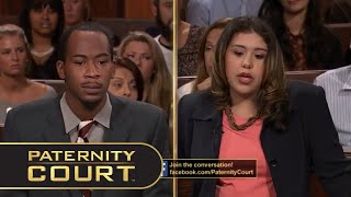 Man Denying Baby To End Engagement To Fiance (Full Episode)   Paternity Court