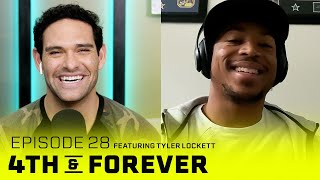 Tyler Lockett | Ep. 28 | 2020 NFL Season, DK Metcalf, Russell Wilson | #Eastbay 4th & FOREVER