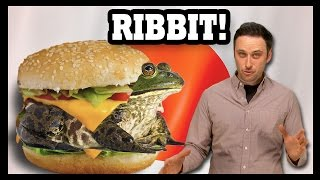 Frog Burgers & Horse Meat Rice Bowls? - Food Feeder
