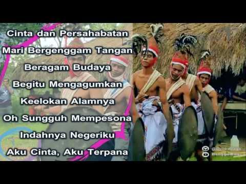 pesona indonesia karaoke (minus one)