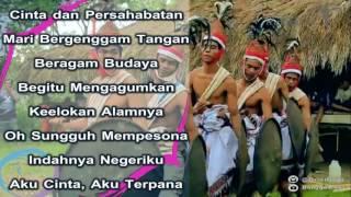 Gambar cover pesona indonesia karaoke (minus one)