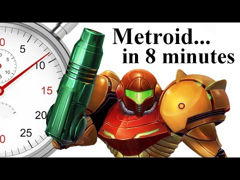 The History of Metroid feat. MatPat - A Brief History
