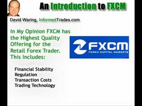 137. An Introduction to Forex Capital Markets (FXCM)