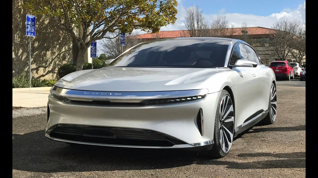 Top 10 Upcoming Electric Cars in 2019 & 2020 | Tesla ...