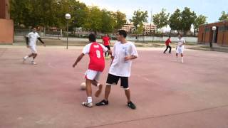 Liga de Barrio | Ep.3 | Partido polémico | HD | By DjMaRiiO