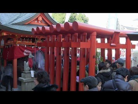 2014.1・兵庫~大阪~京都・えびす神社参拝(Hyogo~Osaka~Kyoto,Ebisu Shrine)