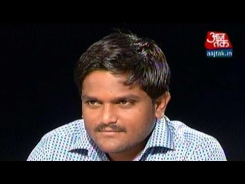 Seedhi Baat With Patel Community Leader, Hardik Patel