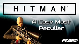 Hitman | A Case Most Peculiar | Sapienza Opportunity | Xbox One