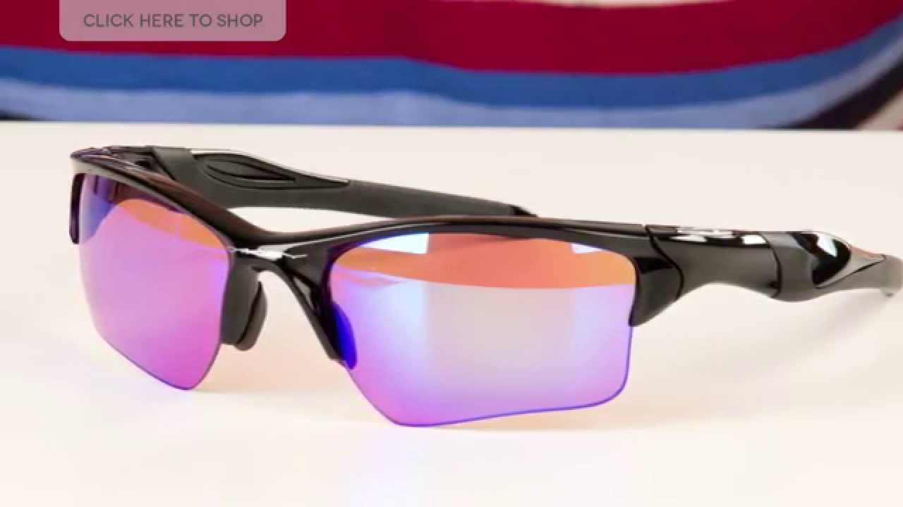 oakley prizm golf sunglasses  oakley half jacket 2.0 xl prizm golf sunglasses review