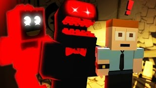 Bendy And The Ink Machine In ROBLOX | BENDY'S TRUE FORM IS MUCH MORE SCARY!