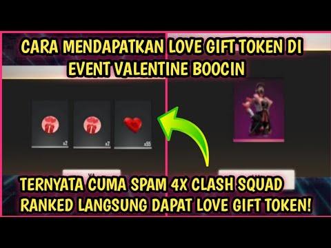 Auto Dapat Banyak! Cara Cepat Mendapatkan Token Love Gift Di Event Valentine Boocin