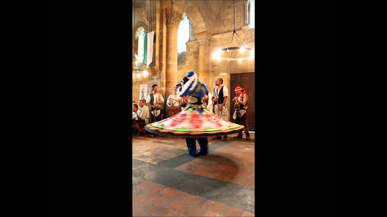 La Cie Tornals et le danseur Tanoura Ibrahim Hassan