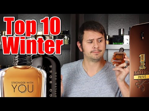 Top 10 Men's Fragrances Winter 2017 (Designer Edition)