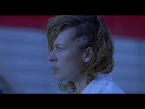 Resident Evil (2002) Movie,  Final Scene.