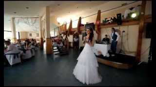 Свадебный сюрприз невесты жениху песня 2012г