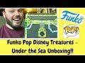 Hot Topic Exclusive: Disney Treasures Under the Sea unboxing!!