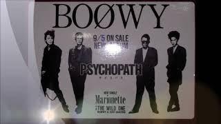 ロックバンド「ボウイ」 アルバム「PSYCHOPATH」より ①LIAR GIRL ②ANGEL PA...