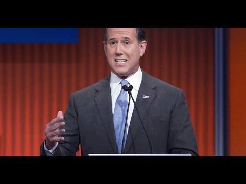Rick Santorum under fire for Native Americans comments