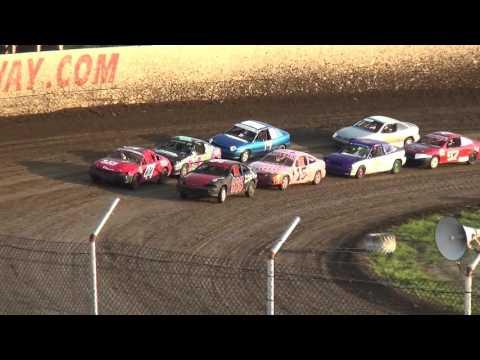 4 Cylinder Heats 34 Raceway 7/23/16