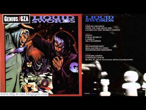GZA -  Liquid Swords ALBUM