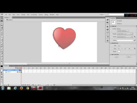 การตัดภาพโดยการมใช้โปรแกรม Flash Cs6 By Www.rayongall.com