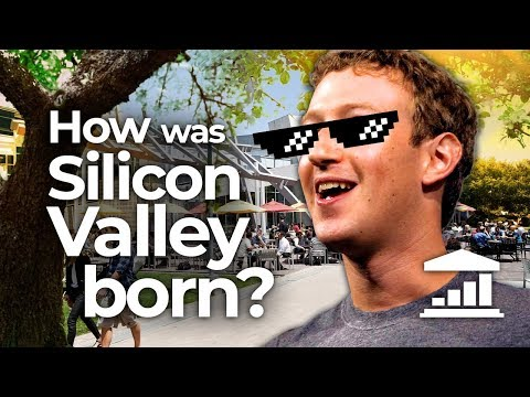 Why is SILICON VALLEY so RICH? - VisualPolitik EN