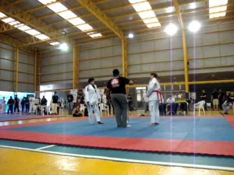 stephanie bragayrac (checkmat eq1 paraguay). III TORNEO FALLS POWER