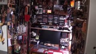 видео Домашняя мастерская и шкаф – купе