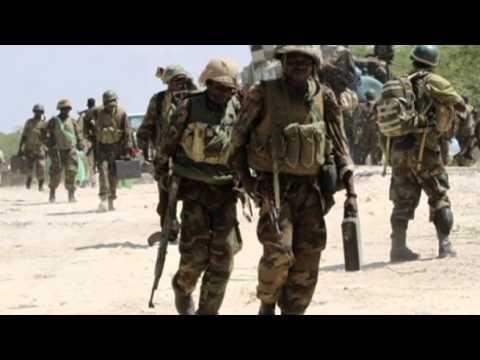 KENYA Defence Forces Heroes