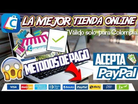 LA MEJOR TIENDA ONLINE DE COLOMBIA: Comprame.com ¿Cómo Comprar?📱 | ✔ Acepta Saldo PayPal💲 (2018)
