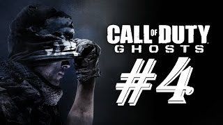 Call of Duty Ghosts 1080p HD Gameplay Walkthrough Episode 4 - Homecoming - Drone Support