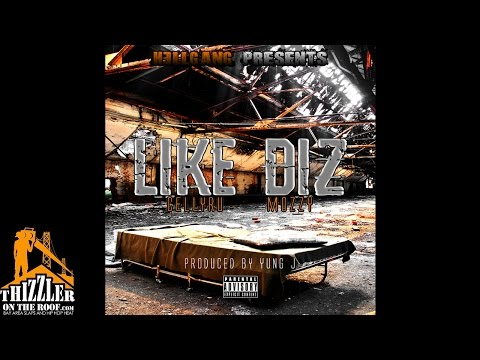 CellyRu ft. Mozzy - Like Diz (Prod by Yung J) [Thizzler.com Exclusive]