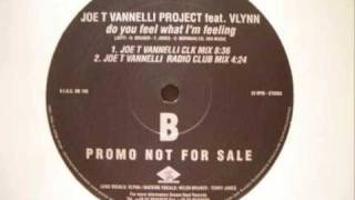Joe T Vannelli Project ft.Vlynn - Do you feel what I