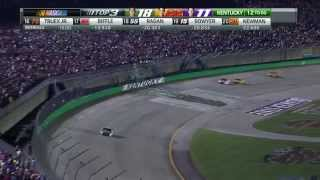 NASCAR Sprint Cup Series - Full Race - Quaker State 400 presented by Advance Auto Parts at Kentucky