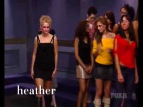 ANTM S02E03: Heather Blumberg