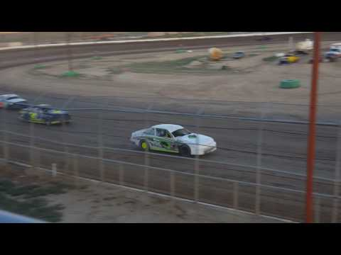 Sweetwater Speedway IMCA Stock Car Heat 2 June 30