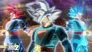 Goku train with Grand Priest !? New Goku (Daishinkan Disciple) Gameplay   Dragon Ball Xenoverse 2