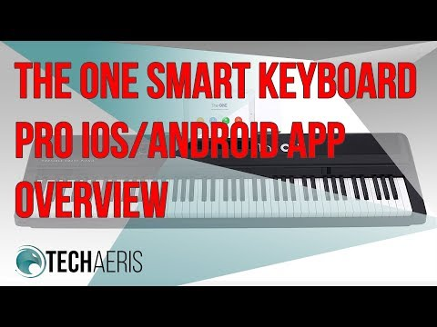 The ONE Smart Keyboard Pro APP Overview